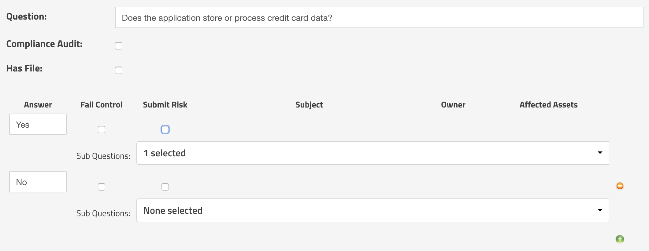 Store or Process Credit Card Data